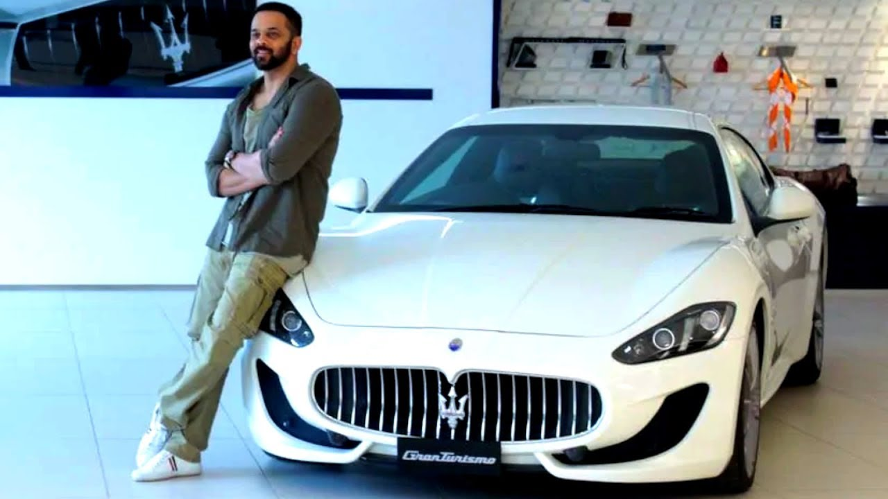 Rohit Shetty is an Indian film Director and Producer - Car Collection 2019