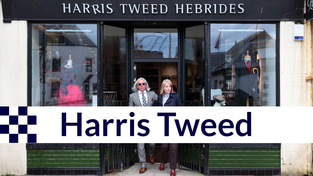 De la terre au tissu : la fabuleuse histoire d'Harris Tweed