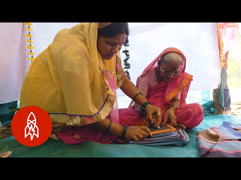 Acing Senior Year at India's School for Grandmothers