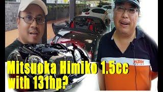 Mitsuoka Himiko Luxury Roadster Car   Mitsuoka Himiko 1.5cc