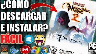 Descargar Neverwinter Nights 2 Platinum Edition para PC Full En Español (Fácil)