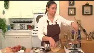 Barbunya Pilaki / Bean Salad w/ Olive Oil  (Turkish Cuisine)