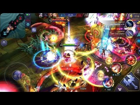 Top 7 Best MOBA Games Android/Ios In PH 2020