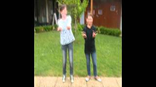laisse tomber clip des 10-13 ans juillet 2011 accueil de loisirs rance fremur.avi