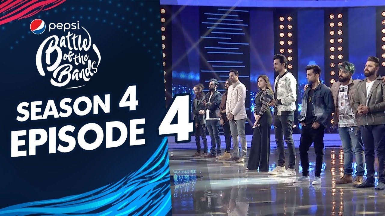 Episode 4 | Pepsi Battle of the Bands | Season 4