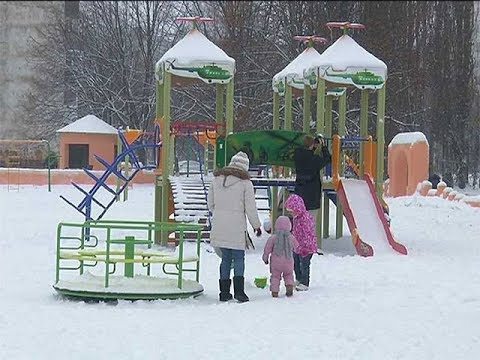 Федеральный эксперт ОНФ раскритиковала качество работ по благоустройству Курска