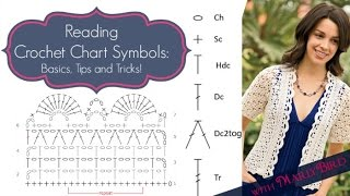 Reading Crochet Chart Symbol: Basics, Tips and Tricks