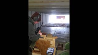 Mauser M03 cocking lever sound