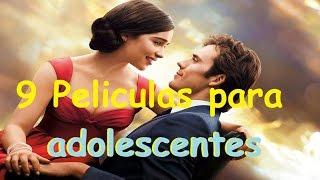 9 Películas Románticas Para Adolescentes #2  (TRAILERS + LINKS)