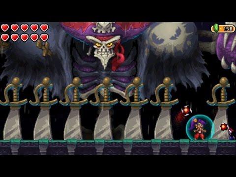 Shantae and the Pirateu0027s Curse (Wii U) 100% Walkthrough Finale - Final Boss u0026 Ending