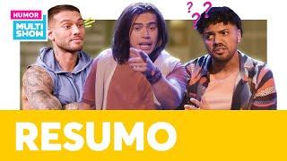 Mozão, Vingança e mais! | Os Roni | MELHORES MOMENTOS | Humor Multishow