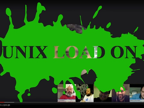 Unix Load On RELEASE-17.03