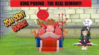 RAGNAROK MOBILE KING PORING 20M ZENY GAMBLING!!!