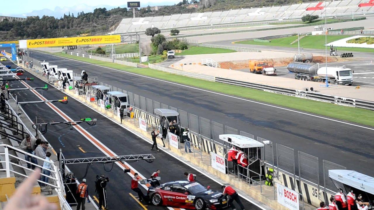Circuito Horta Nord : Dtm circuito cheste valencia youtube