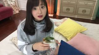 パナマっ子、永井すみれのランチ休憩中の風景を生ライブ配信しました。...