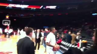 Madison Square Garden - NCAA basketball