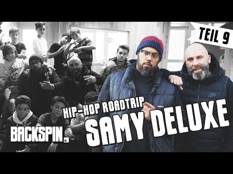 Samy Deluxe schreibt das Drehbuch seines Lebens selber: Zu Besuch bei den DeluxeKidz