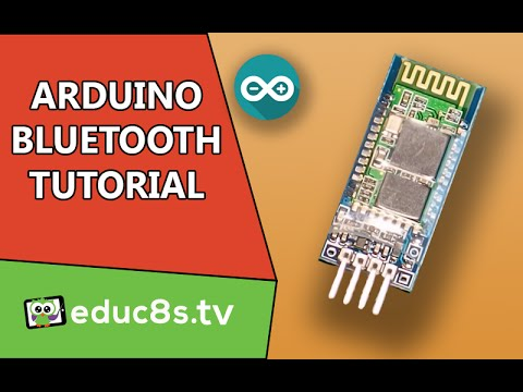 Arduino Bluetooth Tutorial - Android Arduino Communication with simple App
