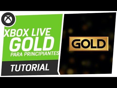 Tutoriales Xbox - Xbox Live Gold para principiantes