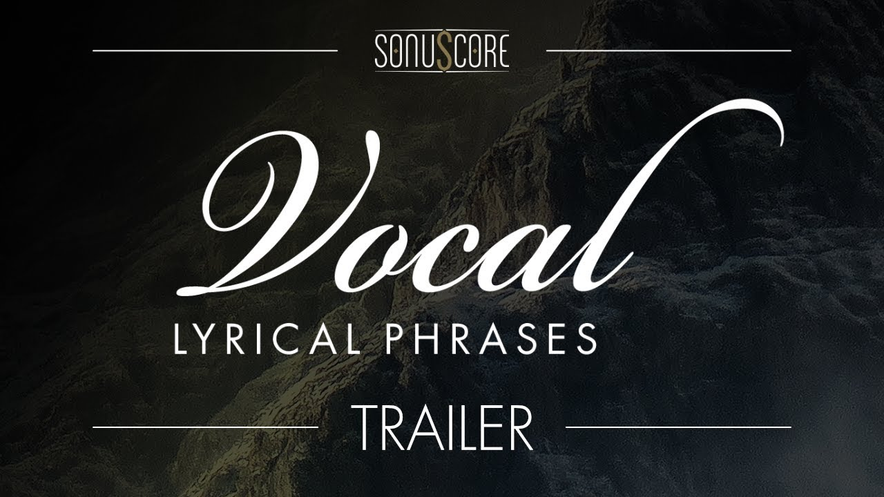 Lyrical Vocal Phrases