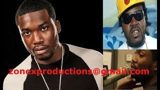 """Meek Mill gets REAL responds to Trick Daddy""""If their is a issue,See Me in Person We Talk"""""""