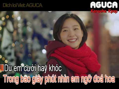 [Karaoke Việt] BEAUTIFUL - CRUSH (GOBLIN OST)