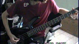 Roxy Music Same Old Scene - Bajo Bass Guitar Cover