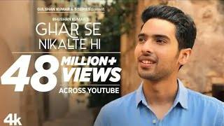 Ghar Se Nikalte Hi   Rehti Hai Dil Me Mere   Whatsapp Status Video   Armaan Malik   Amaal Malik
