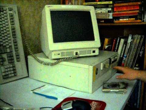 IBM RS6000 #7 - AIX 5.1 Graphical Install Part 1