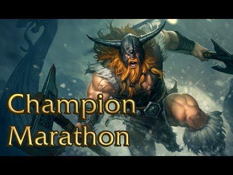 League of Legends: Champion Marathon - Olaf