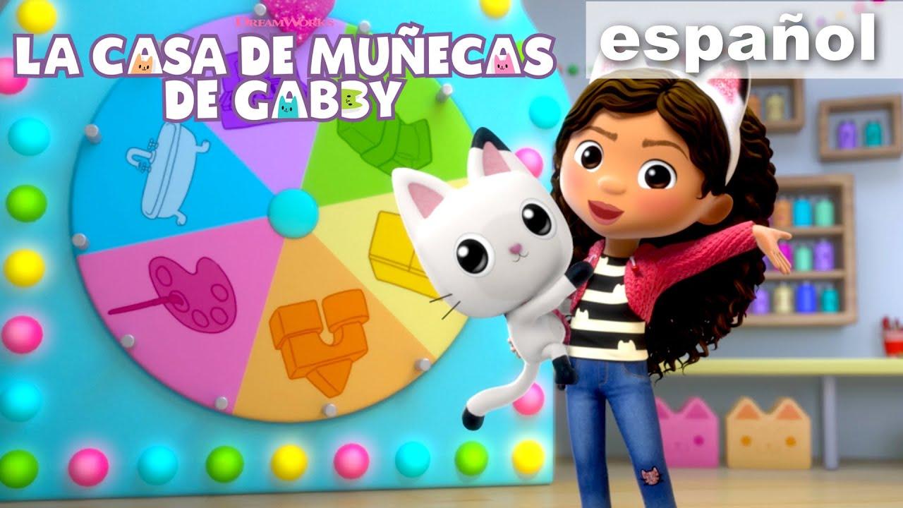 El show de juegos de la casa de muñecas | LA CASA DE MUÑECAS DE GABBY NETFLIX