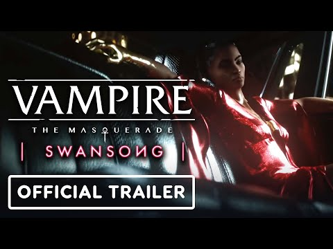 Vampire The Masquerade: Swansong - Official Trailer