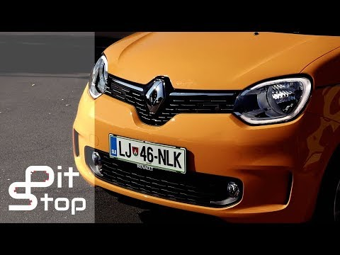2019 Renault Twingo 0.9 TCe - Facelifted Cuteness