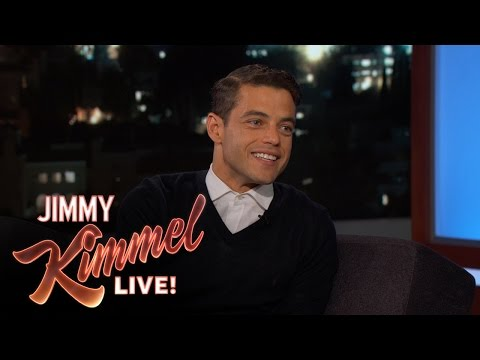 Rami Malek Met Older Woman While Delivering Pizza