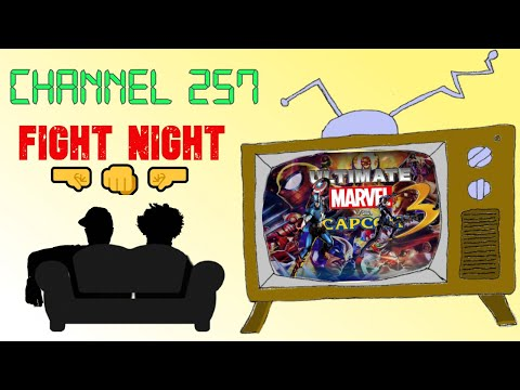 What does victory taste like? - Ultimate Marvel vs Capcom 3 - Channel 257 Presents: 🤜FIGHT👊NIGHT🤛 |