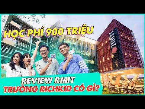 Có gì bên trong trường ĐH học phí 900 triệu, dành cho Richkid ?