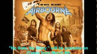 Airbourne -  No Way But The Hard Way (HIGH QUALITY NEW SONG 2010)