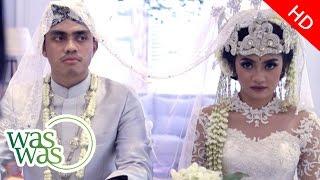 Ayudia Bing Slamet dan Dito Resmi Menikah - Waswas 14 September 2015