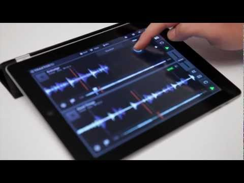 Pro DJ App for iPad - Traktor DJ - Essential Mixing Tutorial