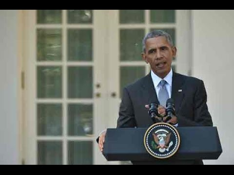 Obama wants Ukraine deal 'before term is up'