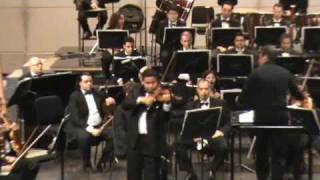 Tzigane Ravel (Mohamed Abdel Raouf).. Concert Rhapsody for violin & orchestra