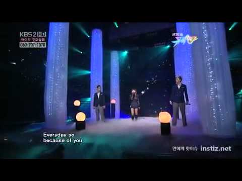 Living In The Heart - Untouchable Feat.Narsha [Music Bank [100205]