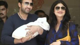 Bindaas Bollywood - Exclusive Footage Of Shilpa Shetty With Her Baby - Latest Celebrity Gossip