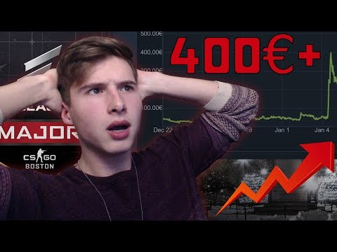 """""""400€+ UŽ LIPDUKUS"""" - CS:GO Major Boston 2018 Naujienos"""