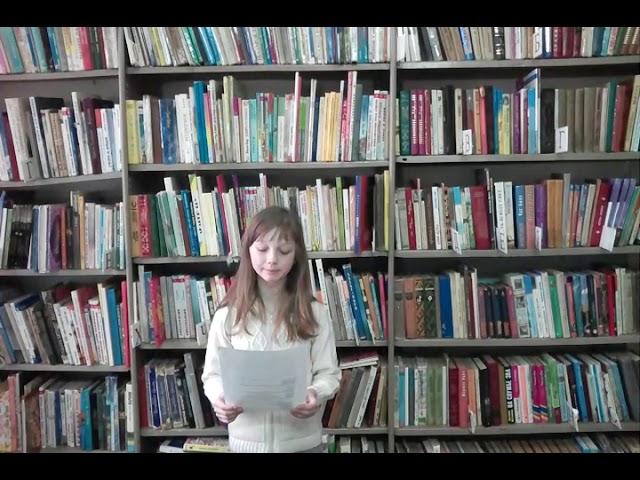 Изображение предпросмотра прочтения – КаринаИзраилева читает произведение «Шарик» А.И.Солженицына