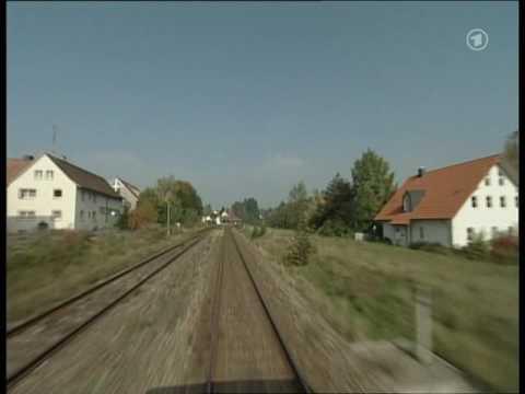 World railways. Germany. Lindau - Munich