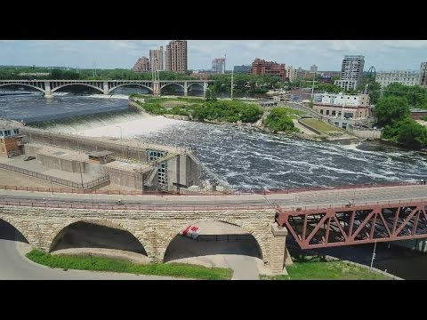 St. Anthony Falls Lock & Dam Reopens To The Public