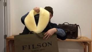 Filson Wool Packer Coat
