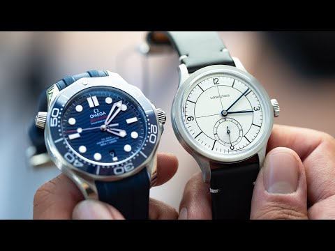 Longines Hydro Conquest Automatic 41mm Rubber Strap Сeramic Bezel from YouTube · Duration:  1 minutes 17 seconds