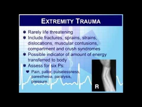Critical Care Paramedic 15:  Trauma